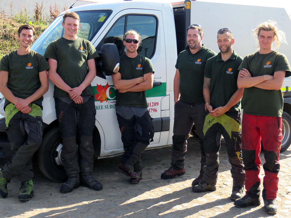 Combined Tree Services - Team